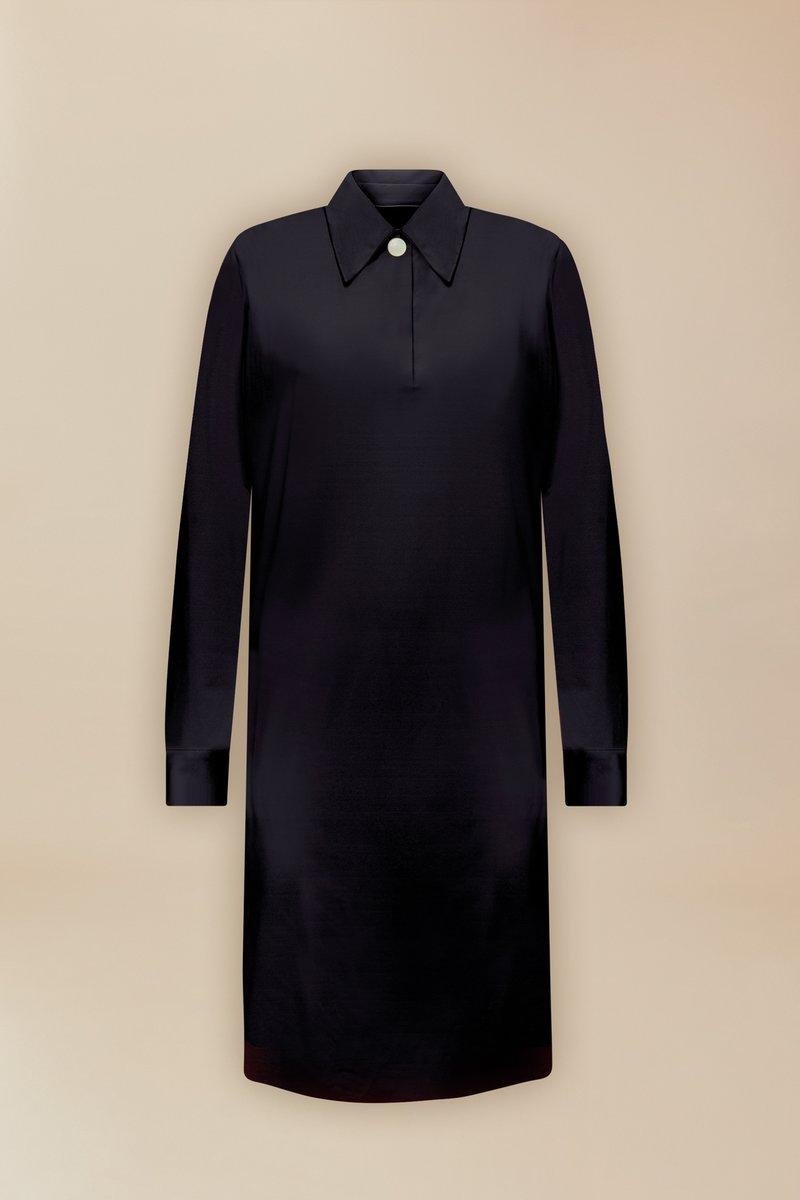 DRESS OXFORD POLO LADY
