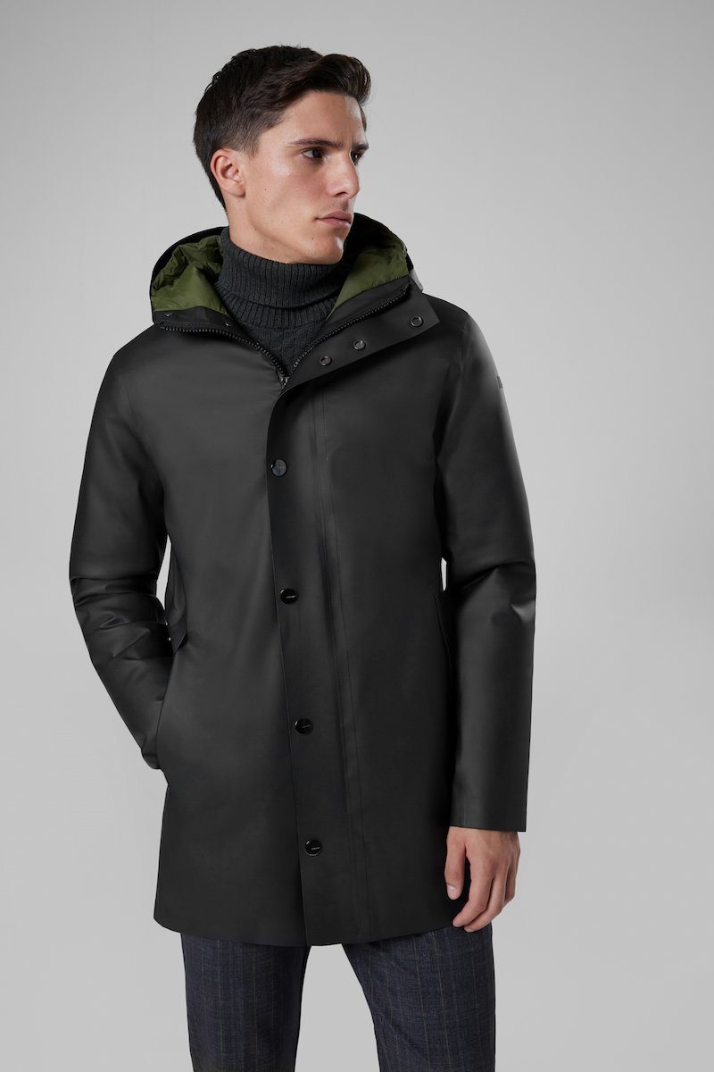 DOUBLE RUBBER PARKA