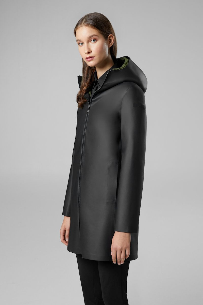 DOUBLE RUBBER PARKA LADY