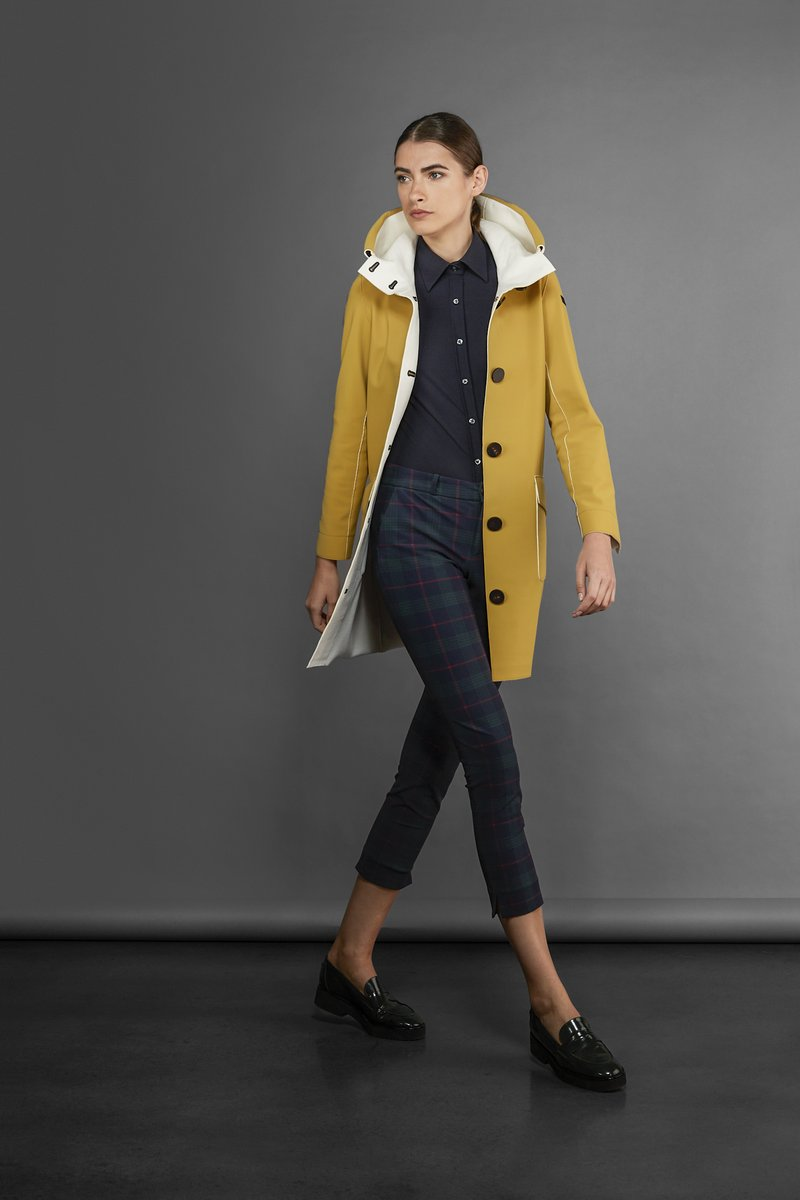 THERMO COLOR PARKA LADY