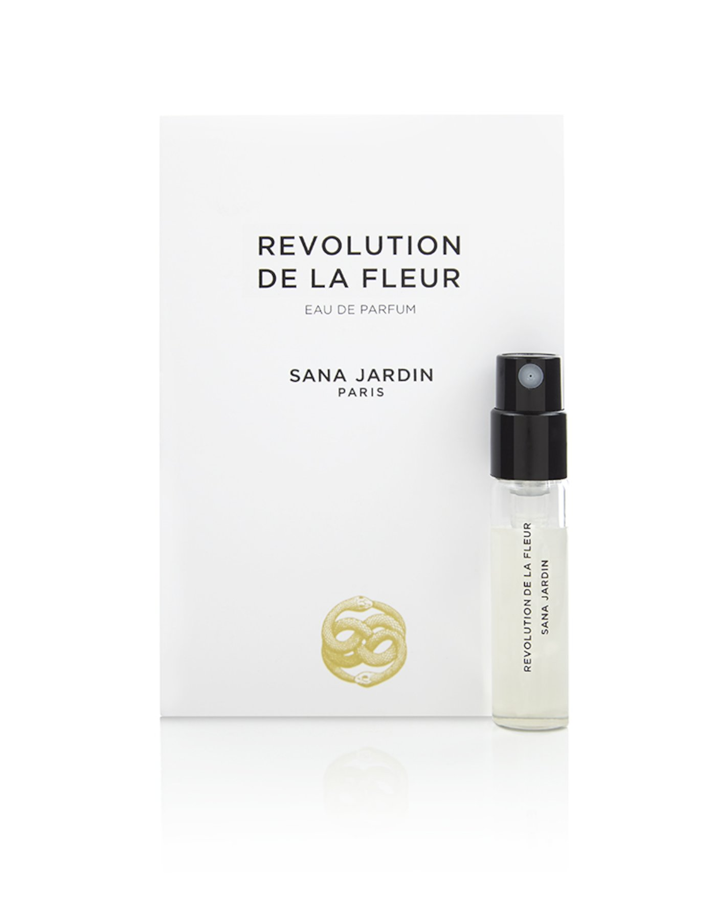 Revolution de la Fleur 2ml in card