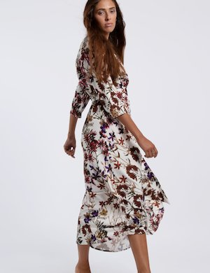 Vestito Vougue Berna a fiori