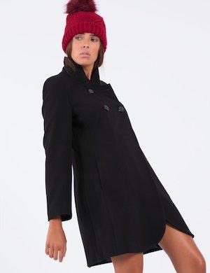 Cappotto nero doppiopetto 114CHEYENNE SUPERDUKE N f