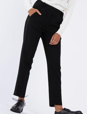 Pantalone Vougue nero elegante