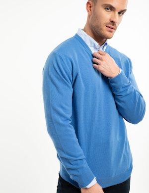 Maglia Gant in lana girocollo