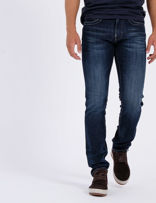 Jeans 59635 ALBERT RS.A f blu stretch - Blu