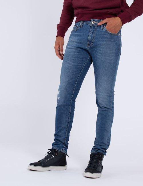 Jeans Gas skinny - Blu