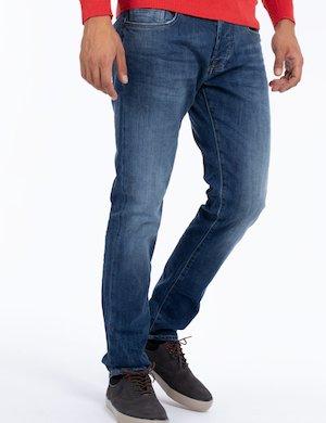 Jeans Gas blu