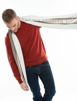 Sciarpa Armani Jeans bicolor