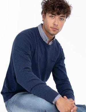 Maglia Pepe Jeans girocollo basic