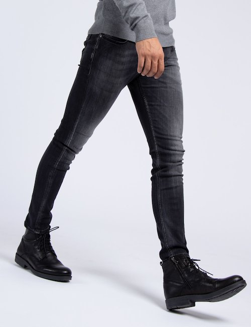 Jeans Fifty Four skinny effetto vintage - Grey
