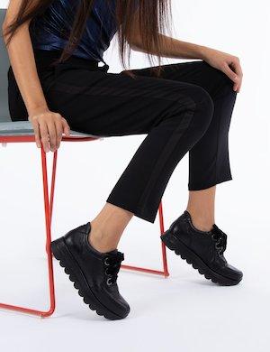 Sneaker Cafè Noir stringata