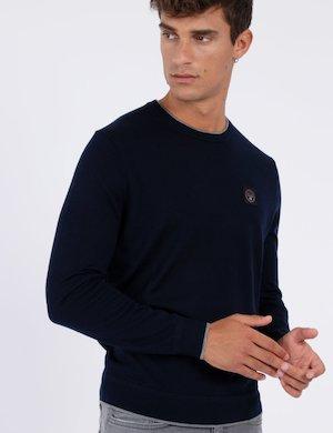Maglia Napapijri girocollo in lana