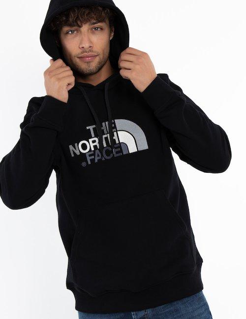 Felpa The North Face con cappuccio - Nero