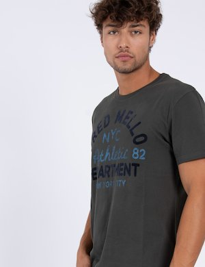 T-shirt Fred Mello girocollo