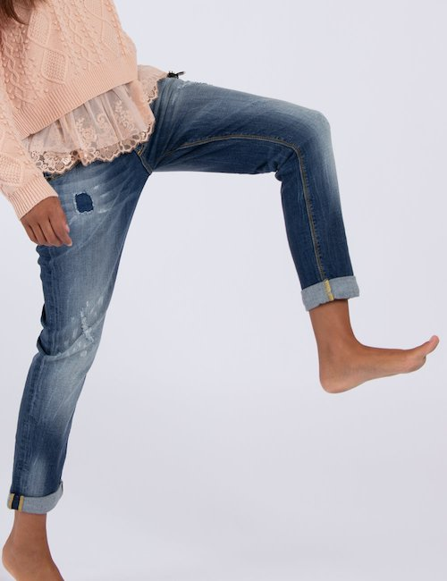 Jeans Fracomina blu stretch - Jeans