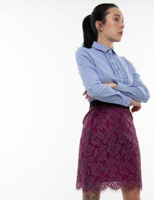 Vestito Liu Jo a righe con pizzo