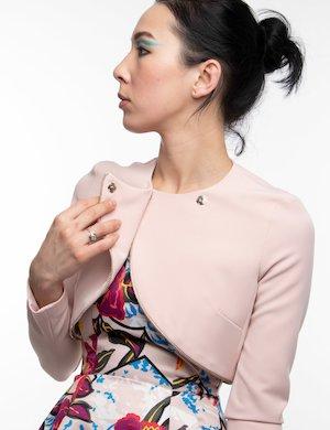 Bolero Liu Jo con zip