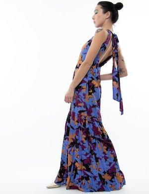 Vestito Liu Jo lungo a fiori