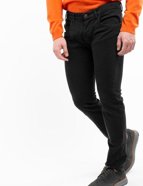 Jeans Liu Jo con zip - Black_Bronze