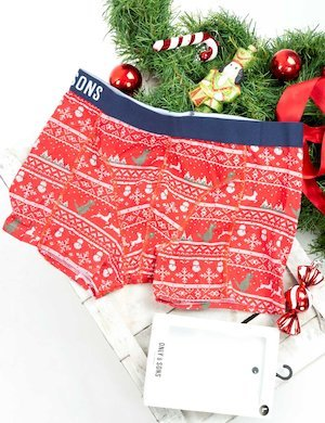Boxer regalo Only & Sons