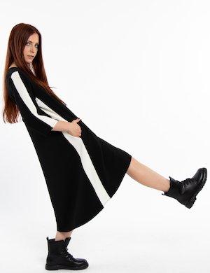 Vestito al ginocchio Vougue asimmetrico