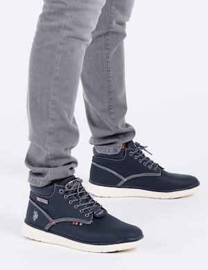 Sneaker in eco-pelle VIKINGO sf