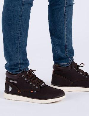 Sneaker alta U.S. Polo