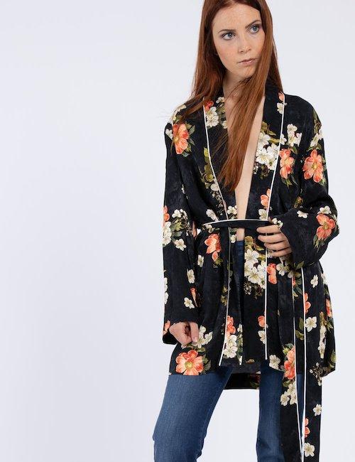 Kimono Guess con fiori - Fantasy