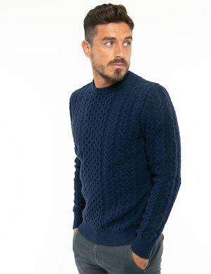 Maglione Gant lavorazione intrecciata