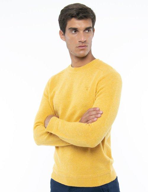 Maglione Gant in lana - Giallo