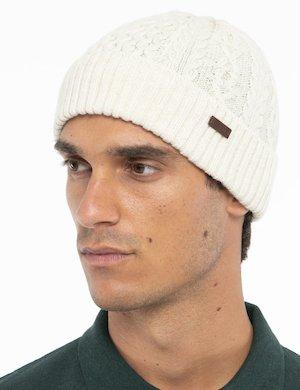 Cappello Gant a maglia intrecciata