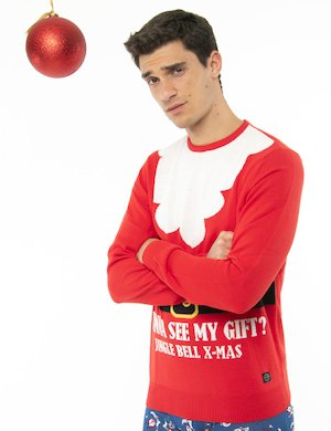 Maglione Blend Babbo Natale
