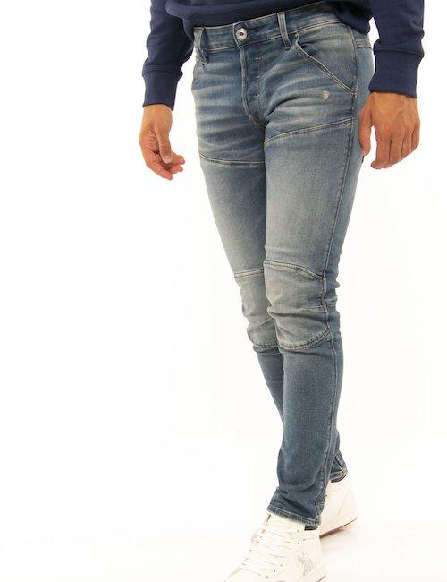 Jeans G-Star Raw allacciatura a bottoni - Jeans