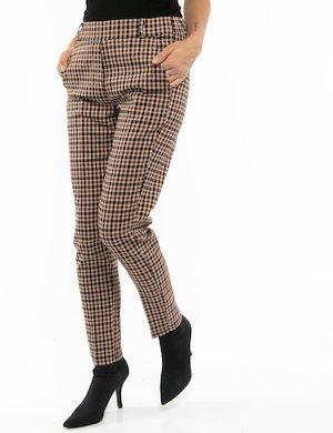 Pantalone Vougue a quadretti
