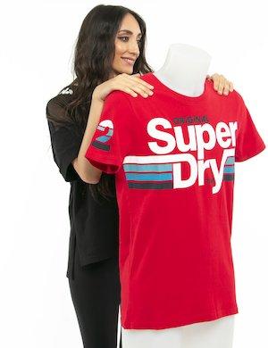 T-shirt Superdry maxi logo