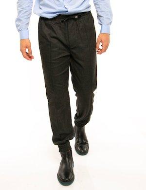 Pantalone Liu Jo con orli e vita elasticizzati