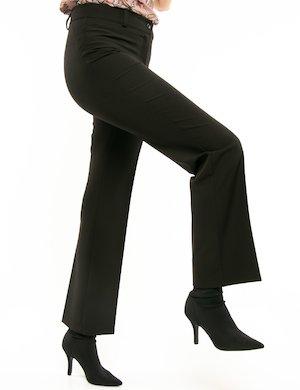 Pantalone Vougue con pieghe davanti e dietro