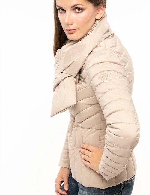 Giacca Guess con collo rimovibile - Beige