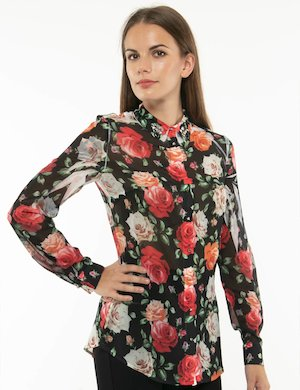 Camicia Guess stampa floreale