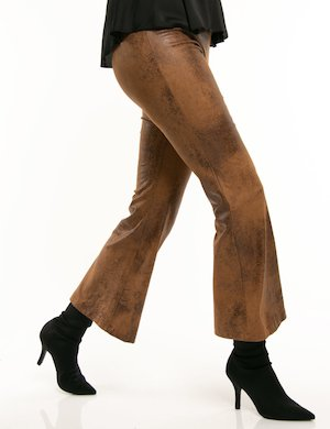 Pantalone Vougue effetto vintage