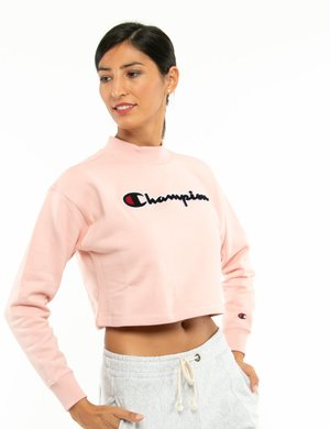 Felpa Champion cropped