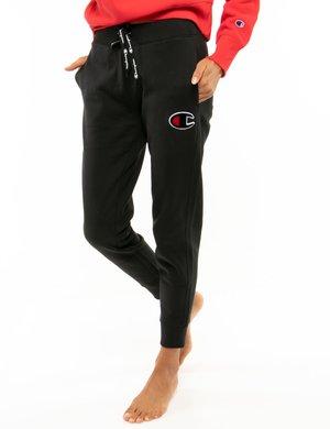 Pantalone Champion con logo a lato