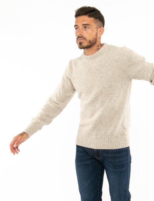 Maglione Gant girocollo - Beige