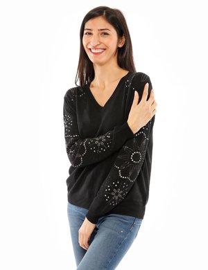 Maglione Desigual con strass