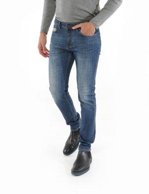 jeans Gas con taschino a contrasto