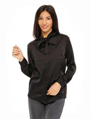 Camicia Yes Zee con fiocco
