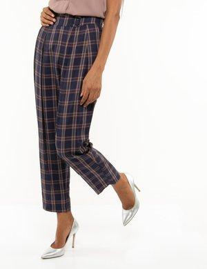 Pantalone Fracomina tartan