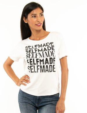 T-shirt Fracomina con stampa