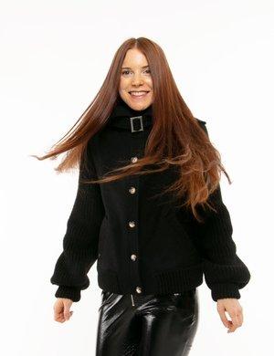 Giacca Manila Grace con maniche in maglia